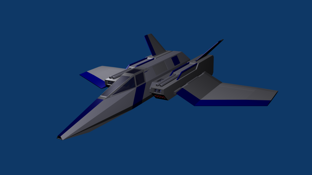 IWE Modular Fighter /S configuration
