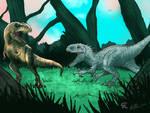 Jurassic World The Killer Kings