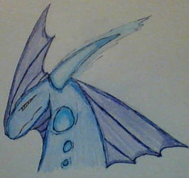 Sea Dragon by Dragonstar40