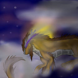 Night Secret by Dragonstar40