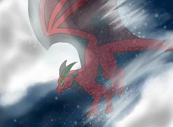 Night Spirit by Dragonstar40