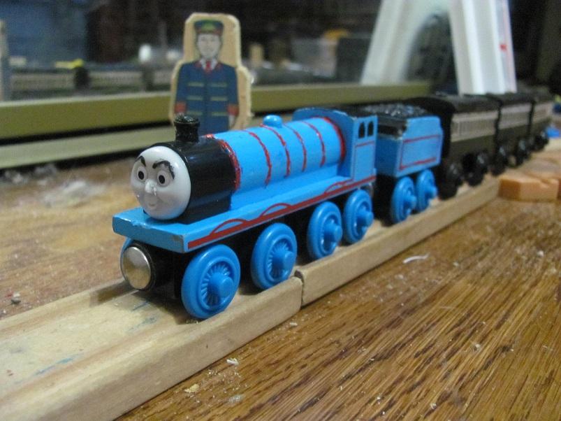Wooden Railway 98462 By Zeldatheswordsman On Deviantart