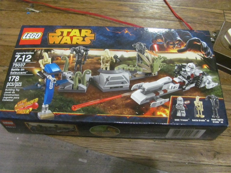 REVIEW: 75037 Battle on Saleucami - LEGO Star Wars ...