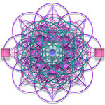 Mandala Lattice 14