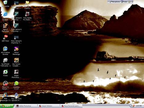 My Desktop by leoleo586