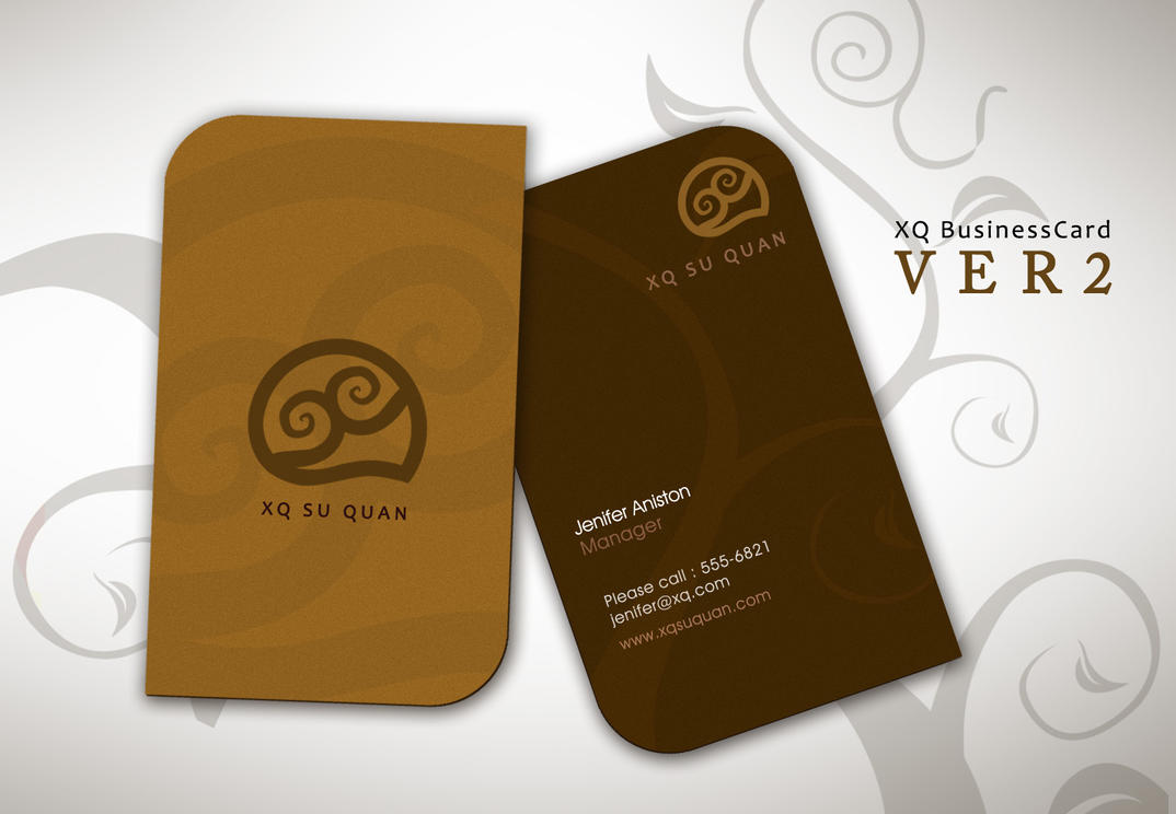 :: XQ Business card :: by icentaurus