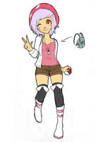 Trainer MAFFY wants to battle! by maffy-pop