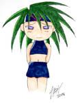 Chibi Envy from FMA OVA