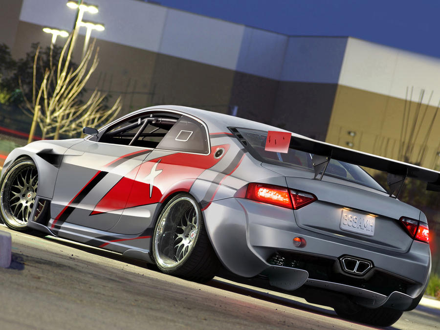 audi a5 dtm by backo-designs