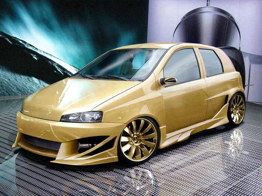 Fiat Punto Mk2 By Backo