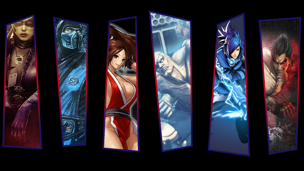 Wallpaper fighting games by junioxisto on deviantart wallpaper fighting games by junioxisto voltagebd Images