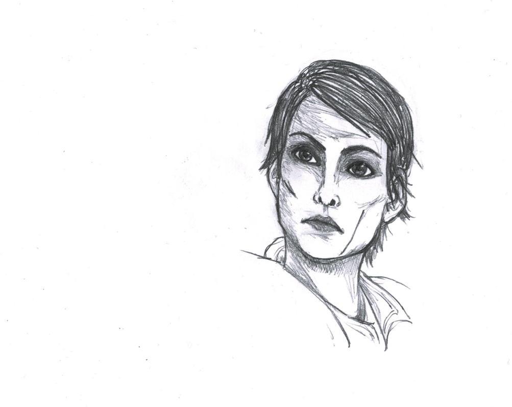 Cassandra Pentaghast by titanictane