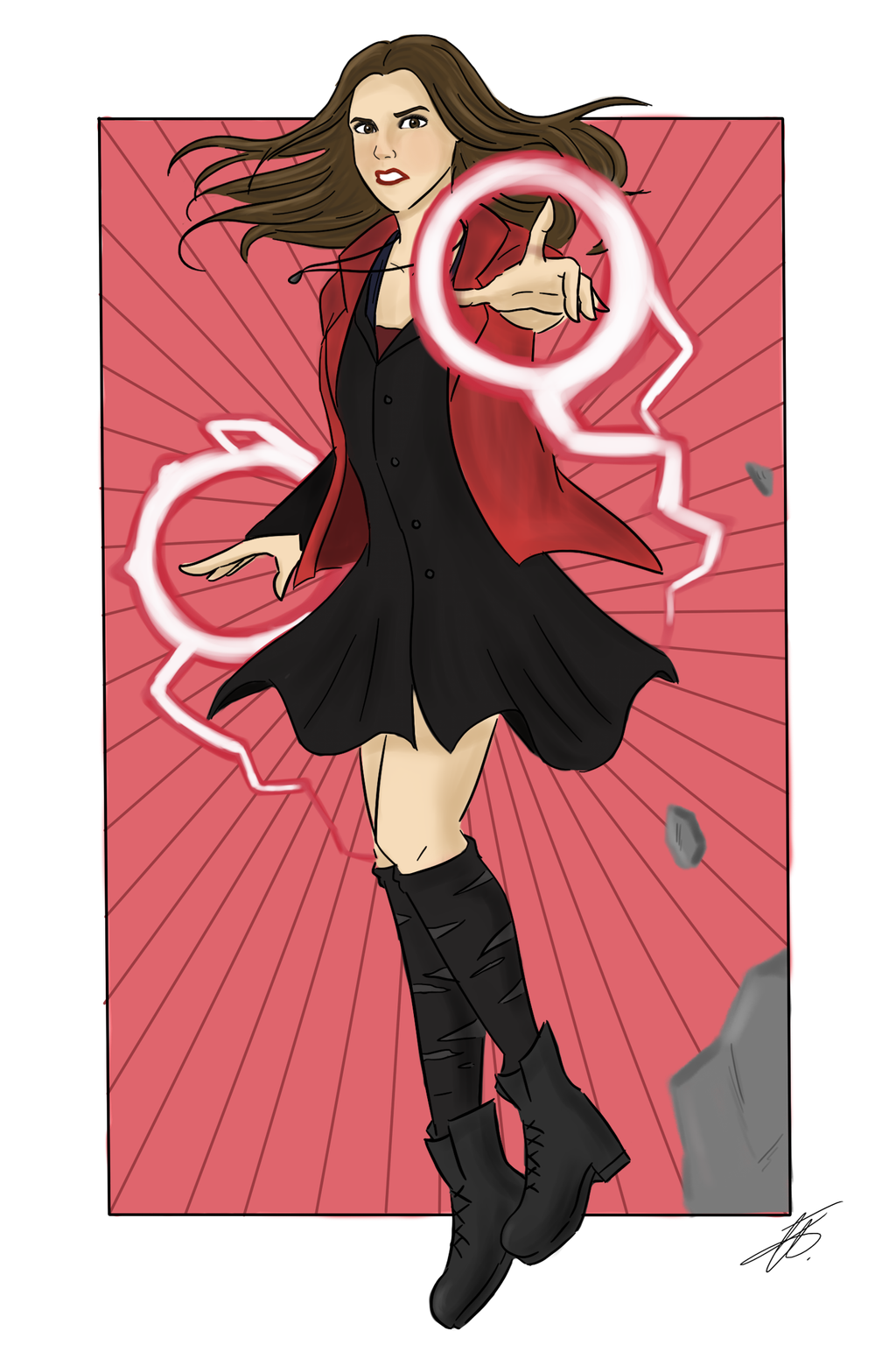The Official Scarlet Witch Thread - Part 2 [Archive] - The ...