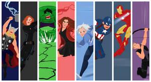 Avengers Countdown Wallpaper by xxiiCoko