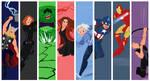Avengers Countdown Wallpaper
