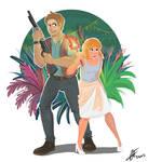 Dino Duo [Jurassic World]