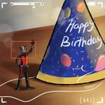 Happy Birthday - Antman