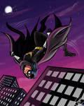 Gotham City Parkour - Cass