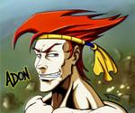 ADON - Street Fighter