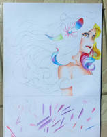 Wip's Swirling Rainbow by saito602