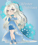 SOLD/PENDING :: ADOPT :: Winter Solstace by InkedProject