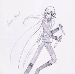 Joscelin -cassiline uniform-