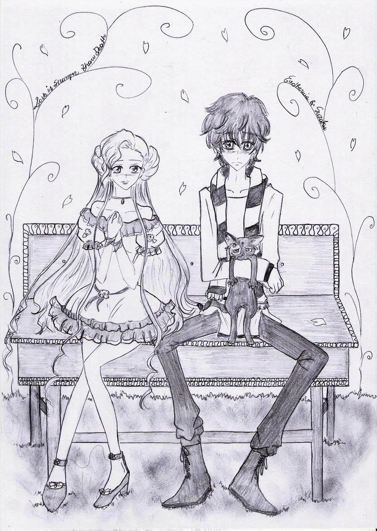 Valentine by Lacus-Clyne