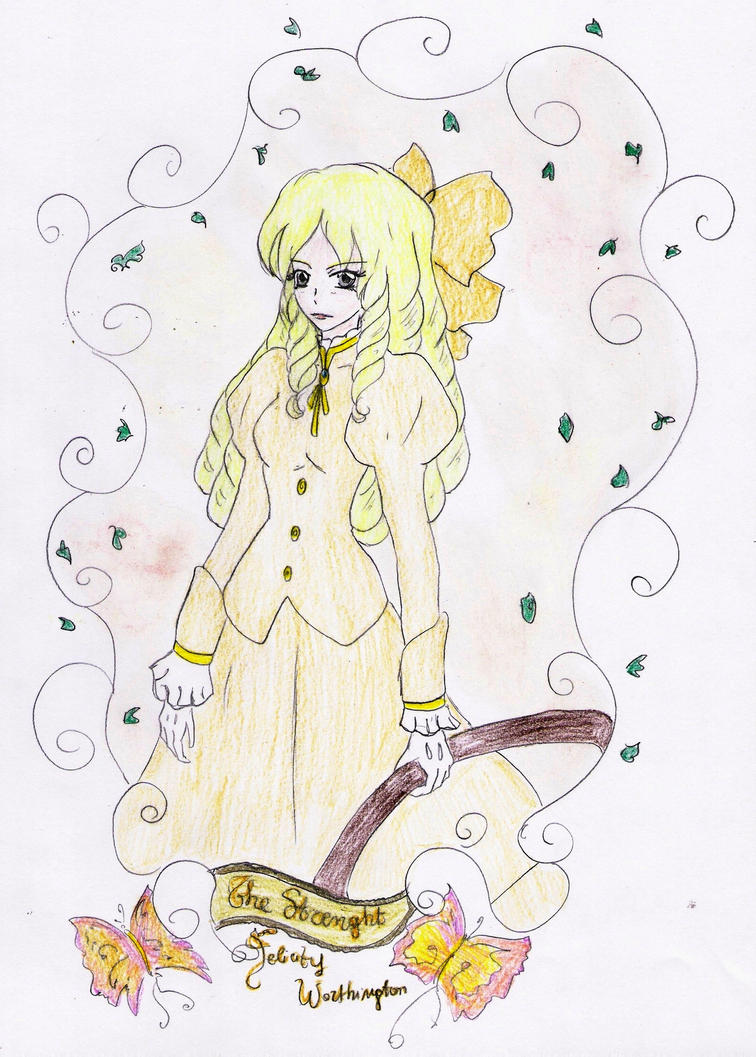 Felicity Worthington by Lacus-Clyne