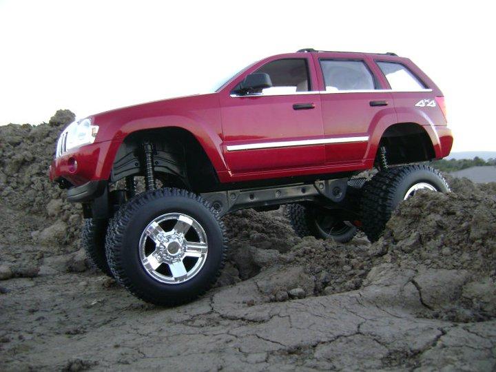 Cherokee Jeeps Jeep Grand Cherokee Rc by bemis86 on DeviantArt