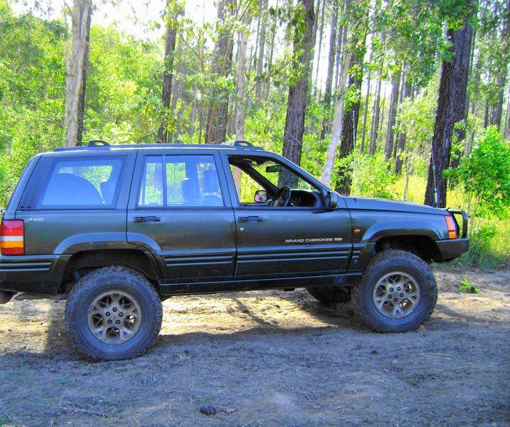 96 Jeep Grand Cherokee By Bemis86 ...