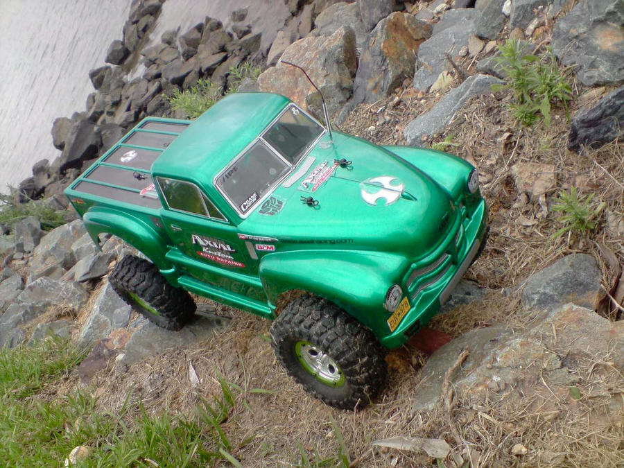 Rock Crawler Art : Axial rock crawler rc by bemis on deviantart