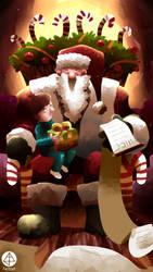 Christmas feel