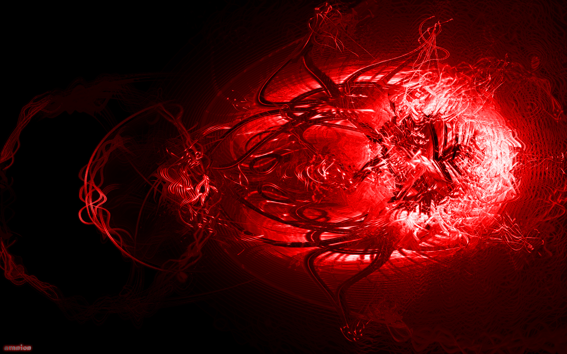 Abstract Wallpaper Red by azuma1337 on DeviantArt