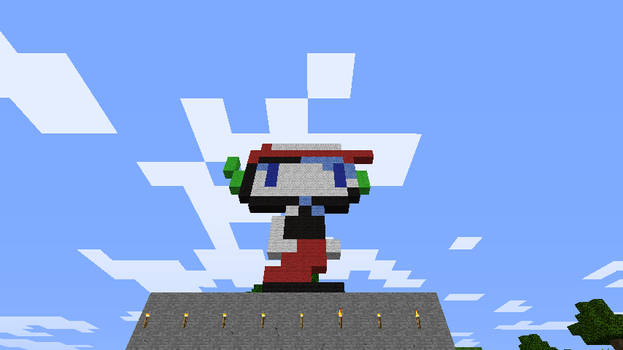 MineCraft - Cave Story - Quote
