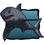 shark tag by Paddingsoul