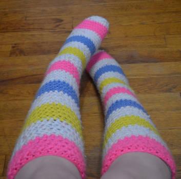 Easter Socks? by midsummer1942
