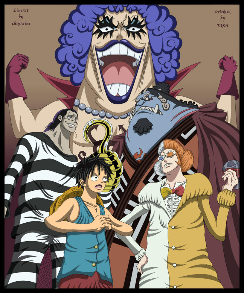 One Piece Impel Down: Impel Down Team By KIRA-only On DeviantArt