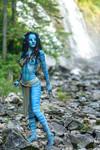 Avatar Cosplay Neytiri