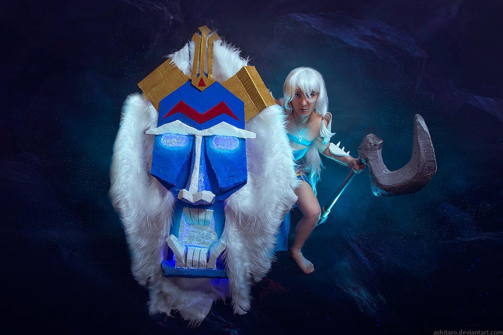 Cosplay Kida by MurzikYuki