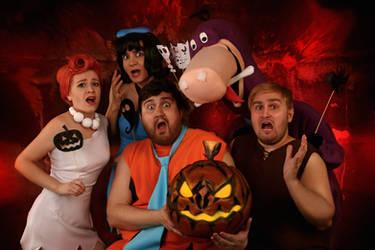 Flintstones and Helloween