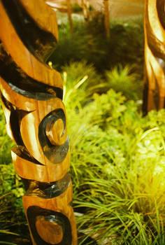 Bellevue Tribal Pole