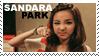 2NE1 dara stamp by wonderpaper