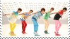 SHINee stamp by wonderpaper
