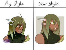 Your Style, My Style by Cha-ChaHalloWeene