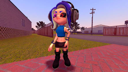 Octo Lucy by Lucy-Inkling