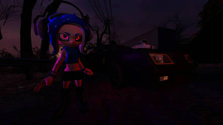 Mad Octo Lucy by Lucy-Inkling