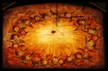 The Eye of Providence by Oaken-shield