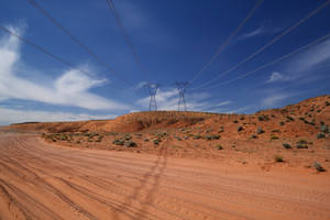 Powerful Desert by Oaken-shield