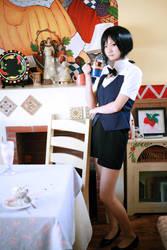 Working-Kyoko Shirafuji
