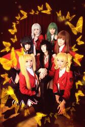 7 sisters by yukintoshimi